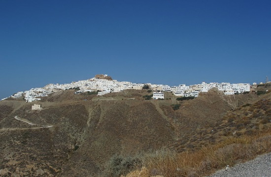 Report: Discover the Greek island of Anafi