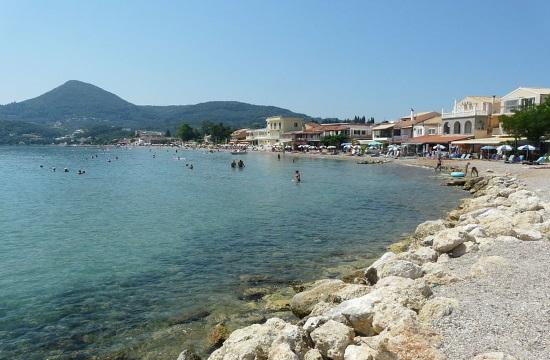 Greek island of Corfu making strides toward wheelchair-friendly beaches