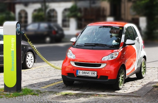 Greek army leading the way to 'Going Green' with electric cars