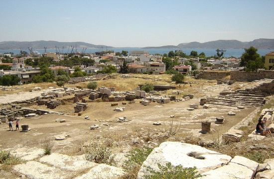'Athenian State - from Theseus to Solon' at ancient site of Eleusis