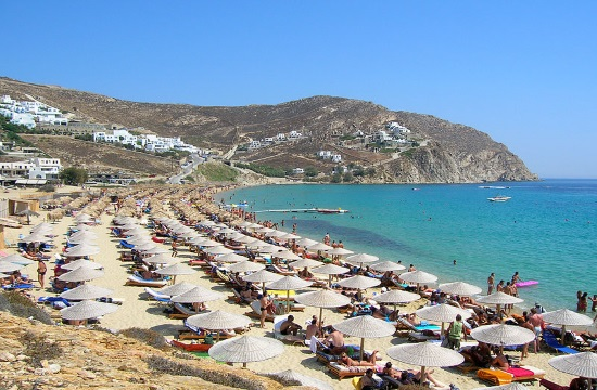 Greek island of Mykonos boasts most expensive 5-star hotels among competitors