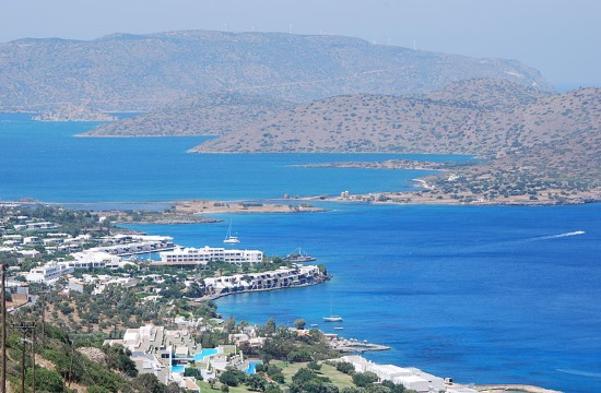 Construction approved for luxury resort's marina in Elounda, Crete