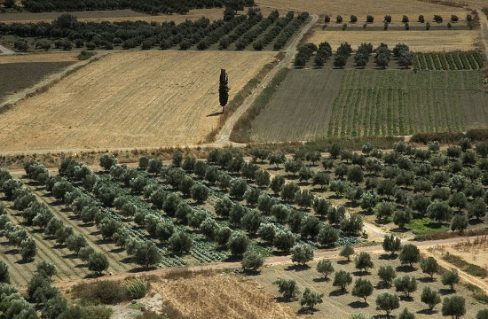 Land register for parts of northern Greece and Samos, Icaria and Chios open
