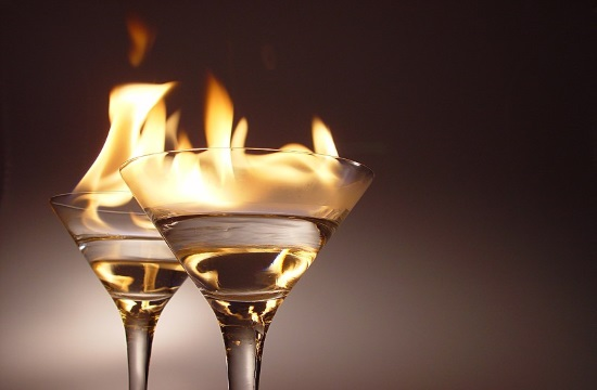 Elliniko Apostagma: Tasting for Greek spirits and liquors