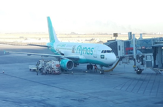 Athens-Riyadh flights to kick off from June 13 by Flynas