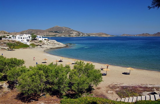 Symposium on the Greeks to grace on popular island of Paros