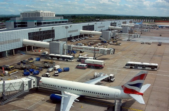 Slowing global air passenger demand growth for July