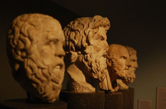 Report: Ancient Greek philosophers among the greatest thinkers of all time
