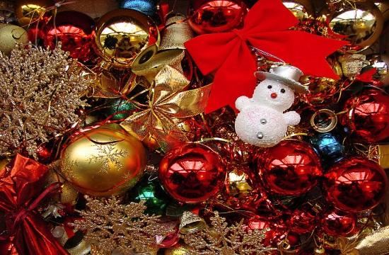 Greek Christmas.Tornos News Folk Tourism Report Unique Greek Christmas