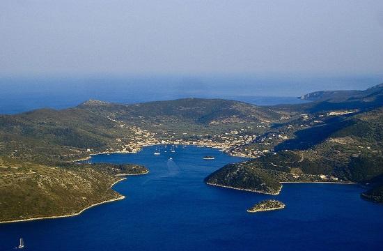 $200-million Super-yacht 'Olivia O' visits Greek island of Ithaca (video)