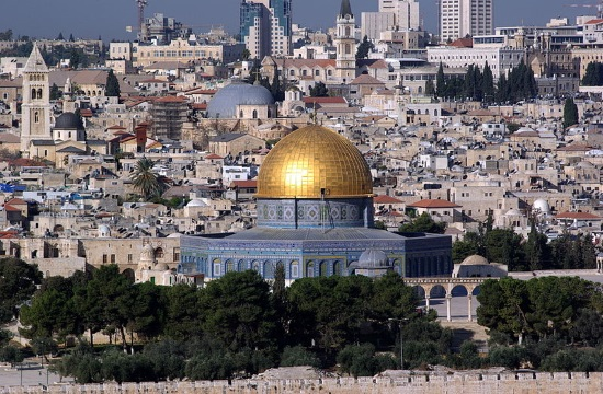 Shooting attack near Jerusalem's Temple Mount causes several casualties