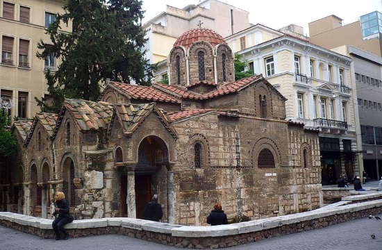 Panagia Kapnikarea, one of the oldest and most iconic churches in Athens