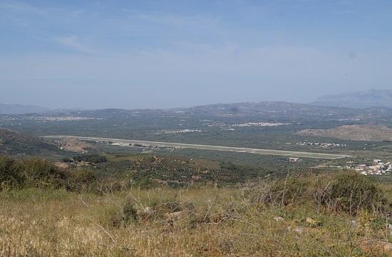 Greek Parliament plenary ratifies Kastelli airport contract in Crete