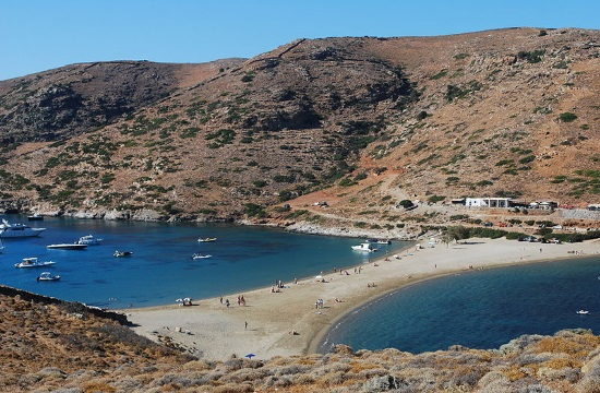 Kythnos island's huge network of footpaths a draw for hikers and ramblers