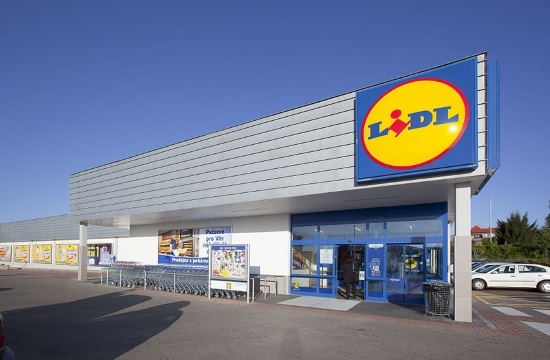 Lidl Hellas to invest 85-100 million euros in Greece during 2018