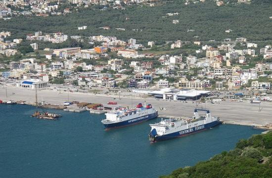 Minister: Alexandroupolis, Kavala and Igoumenitsa ports being developed in Greece