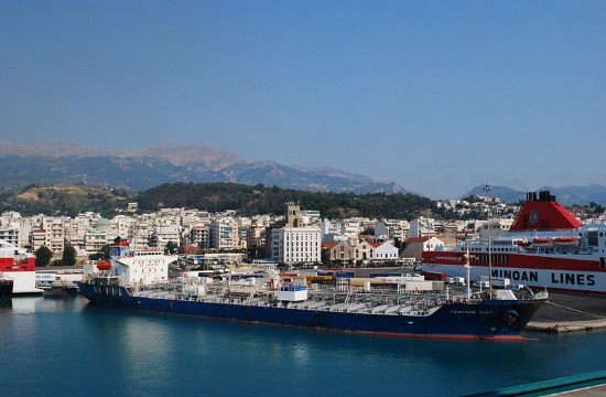 LNG facilities at Greek port of Patras get ministry approval