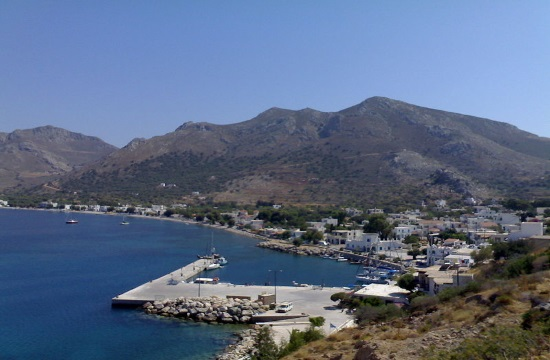New Archaeological Museum on Tilos island in Greece