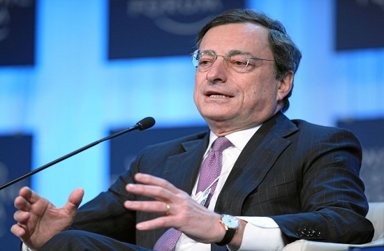 Academy of Athens selects ECB head Draghi as foreign partner