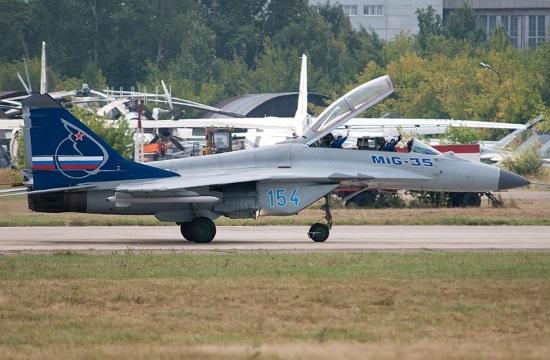 Tornos News | New Russian 4++ generation jet fighter Mig-35
