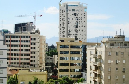 Eurostat: Cyprus house prices rise by 2.5% in annual basis