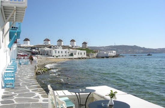Greece among world's top-5 luxury holiday destinations for Americans and Britons
