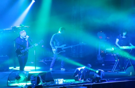 English rock band New Order to headline Day 4 at Release in Athens