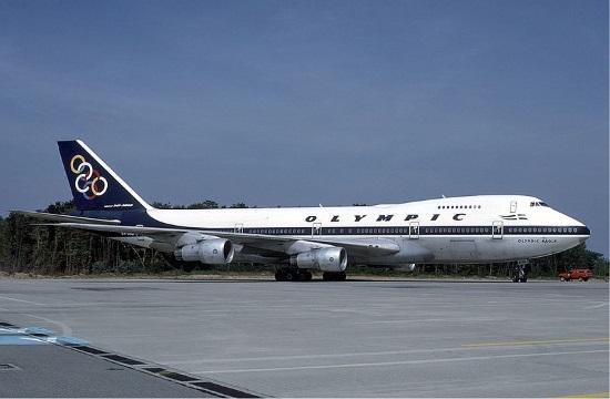 Flashback: Greece's Olympic Airways golden era