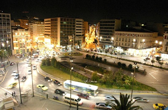 Reconstruction of Omonia Square concluded in Athens by next week