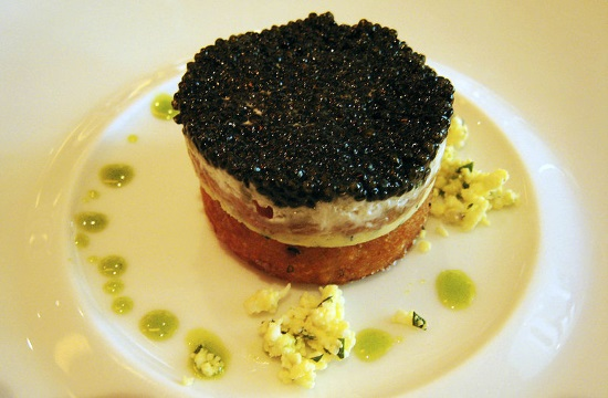 Thesauri launches first Greek caviar to luxury hotel and restaurants