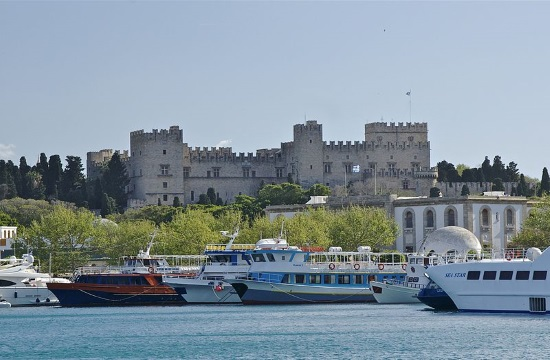 ND leader in Rhodes to discuss how to support tourism infrastructure