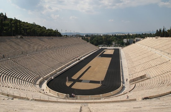Panathenaic Stadium in Athens received record number of visitors in 2017