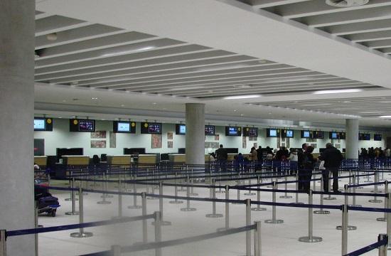 Arrivals in Cyprus fell by 96.7% in June