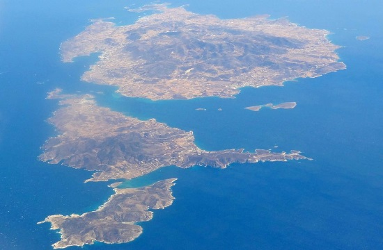 Remains of ancient Apollo temple unearthed on Greek Despotiko islet west of Antiparos