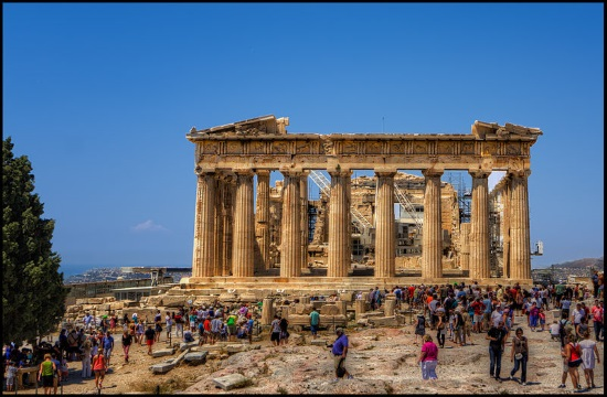 Athens in ten most affordable European cities for UK tourists