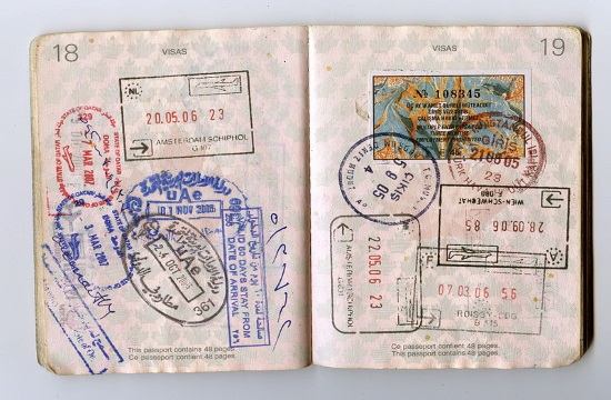 Greek passport among the ten most powerful in the planet