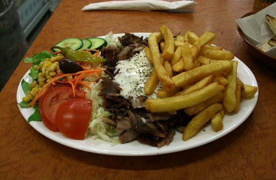 Greek delicacy of Gyros in Top-10 US dictionary searches (video)