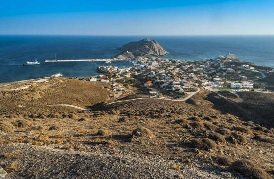 Aegean Regatta 2019 reaches the Greek island of Psara