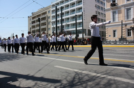 Greek government spokesperson: No pupils and military parades on October 28
