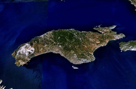 Fire on Greek island of Samos partially under control (videos)