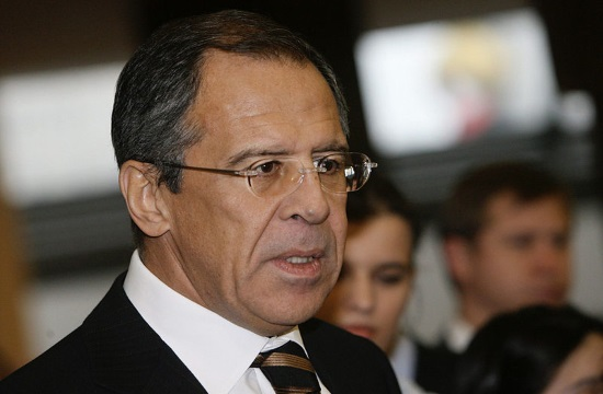 Foreign Minister Lavrov: New starting point in Greek-Russian relations