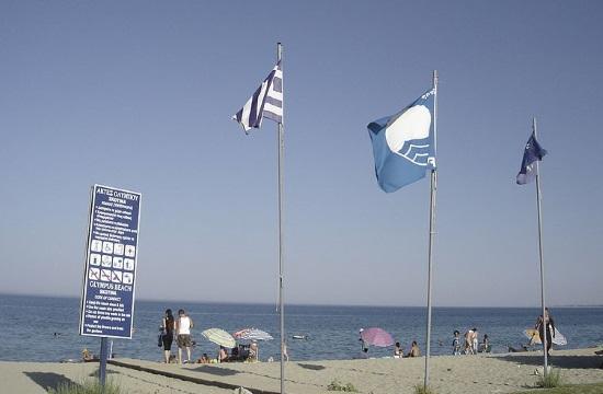 Greece ranks 2nd globally on Blue Flag beach map