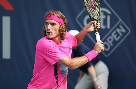 Greek tennis star Tsitsipas qualifies for the Australian Open semifinals