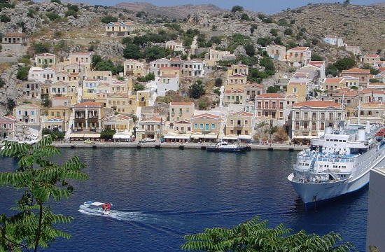 Greek island of Symi in state of emergency after heavy rainfall