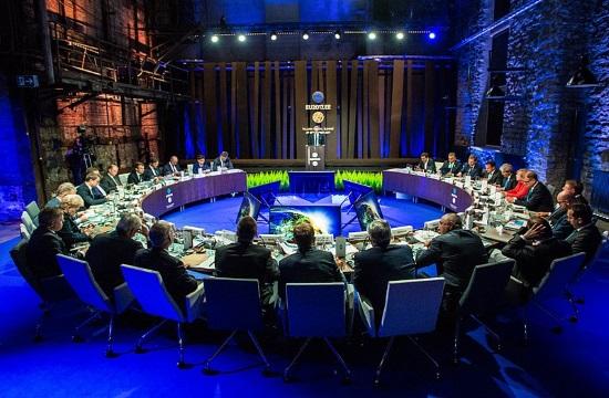 Greek Ministers taking part in Tallinn Digital Summit 2019
