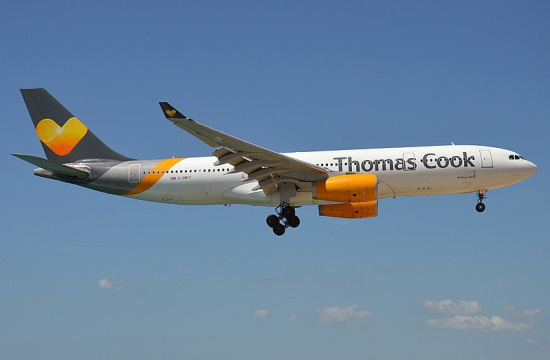 New Thomas Cook chief: Greece currently the travel destination with the highest sales