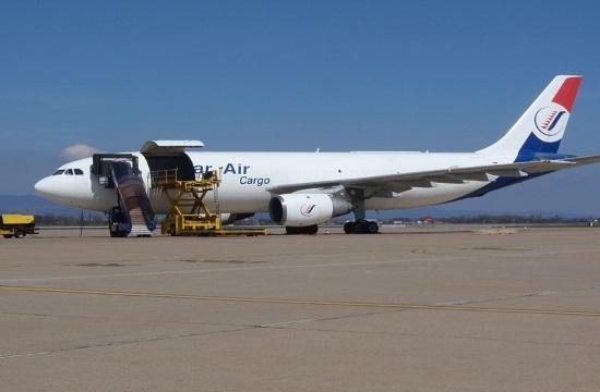 May Air Cargo records slight pickup amid continuing capacity crunch