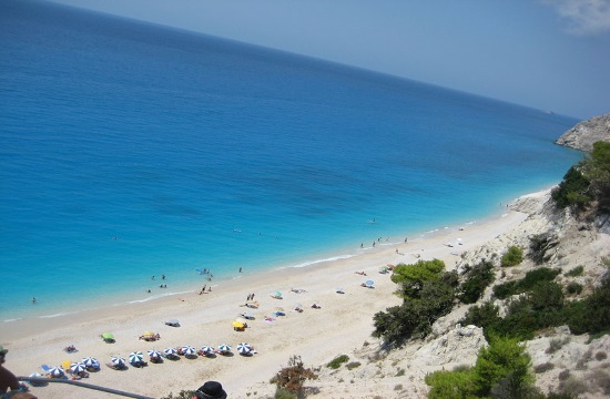 Region tourism chief: Bookings at Ionian islands for 2018 on the rise