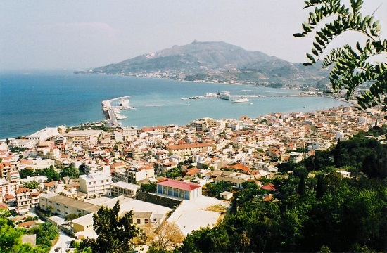Citizen protection minister visits the Greek island of Zakynthos