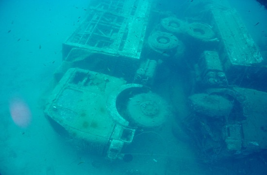 World War II veteran breaks own oldest diver record off Cyprus coast